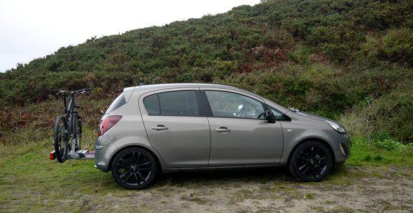 Opel Corsa 1.3 CDTi ecoFlex con FlexFix: prueba