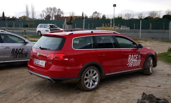 Autocasion.com en el Volkswagen RACE Tour