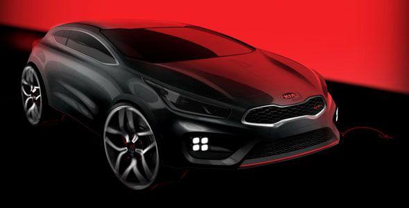 El Kia Pro Cee´d GT saldrá a la venta en 2013