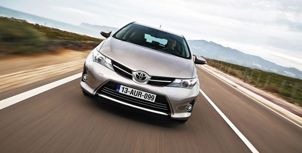 Toyota Auris: primeras impresiones al volante
