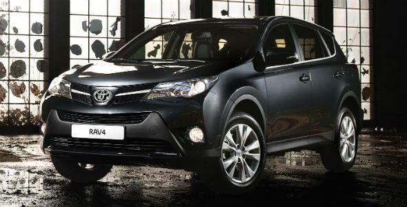 Toyota RAV4: cuarta generación a la vista