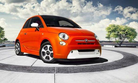 Fiat 500L, EV y Convertible junto a las novedades de Chrysler en el Salón de Los Ángeles