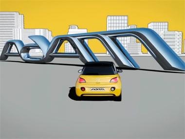 Opel Adam: personalización