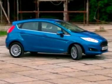 Nuevo Ford Fiesta 2013