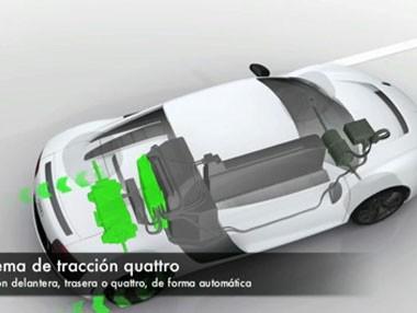 Vídeo del proyecto e-Performance de Audi y Bosch