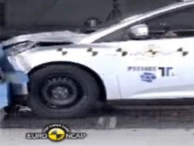 Euro NCAP: Ford Focus