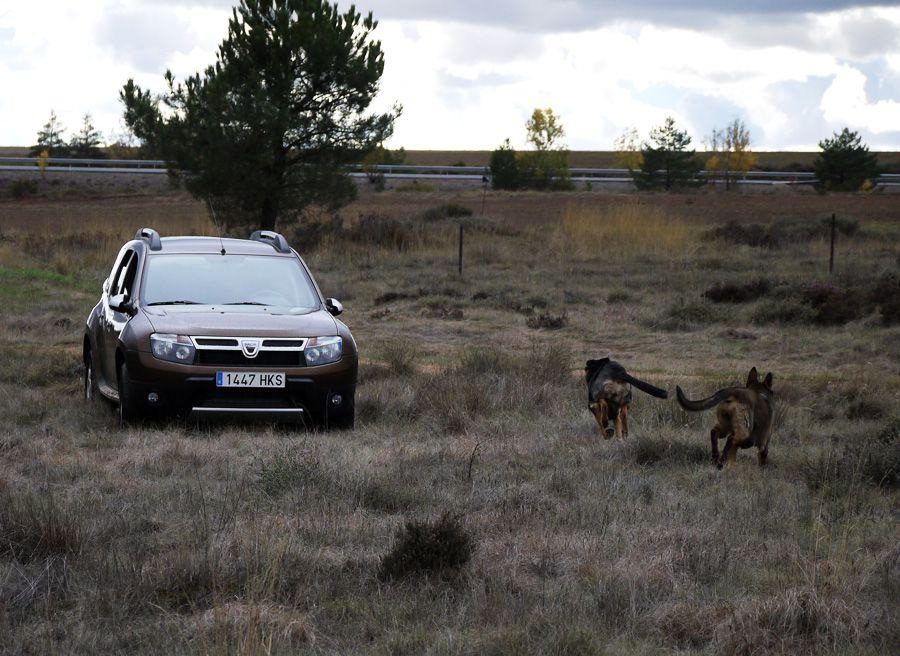 Dacia Duster dCi 4x4, Villabalter, Rubén Fidalgo