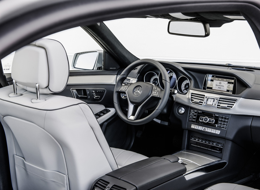 Nuevo Mercedes Clase E 2013