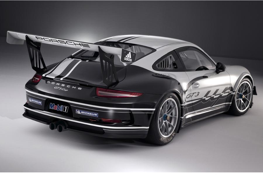Nuevo Porsche 911 GT3 Cup