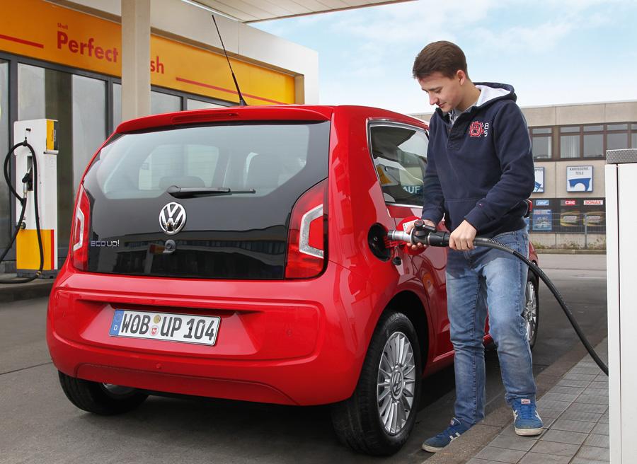 Nuevo VW Eco Up!