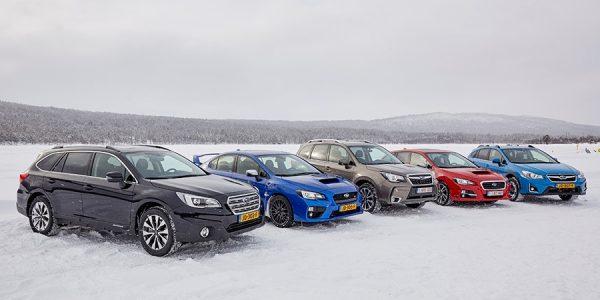 Por qué un Subaru es divertido y seguro de conducir