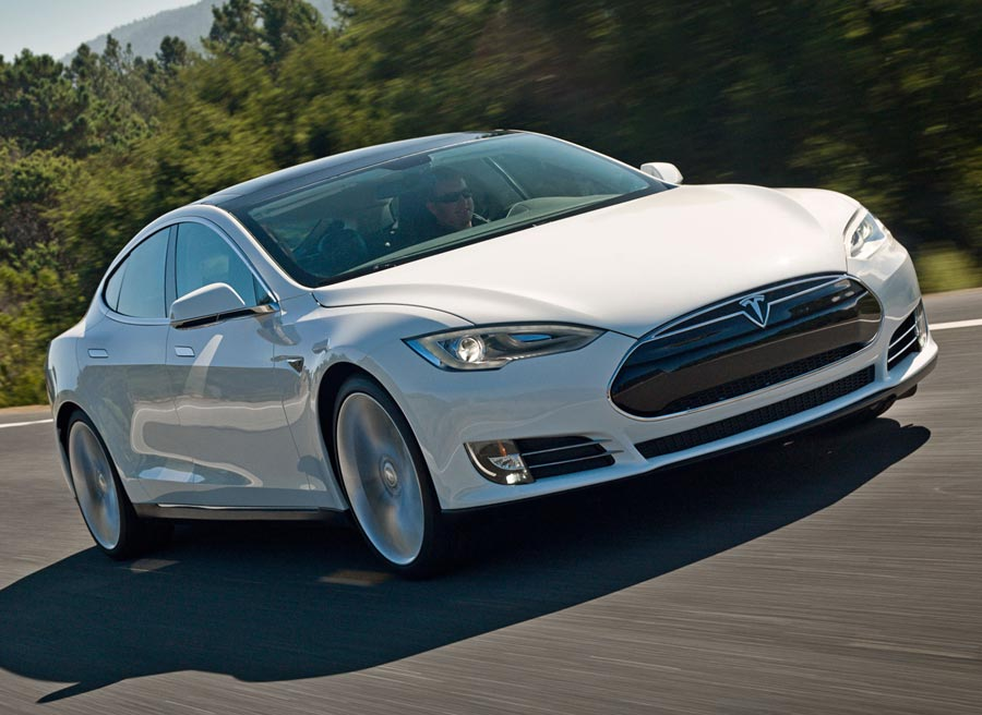 El Tesla Model S estará disponible en Europa desde 72.600 euros.