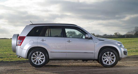 Suzuki Grand Vitara 2013: primeras imágenes