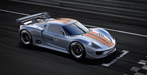 Porsche planea un nuevo deportivo