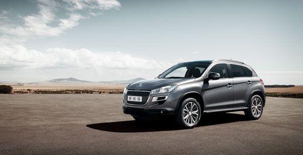 Peugeot 4008: nuevo motor 1.8 HDi de 115 CV