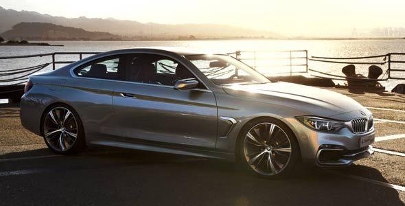 BMW Concept Coupé Serie 4: sustituye al Serie 3 Coupé