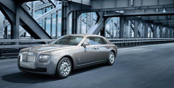 Rolls-Royce Ghost 'Mil y una noches'