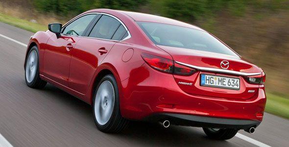 Mazda pone en marcha una exposición para dar a conocer el nuevo Mazda6