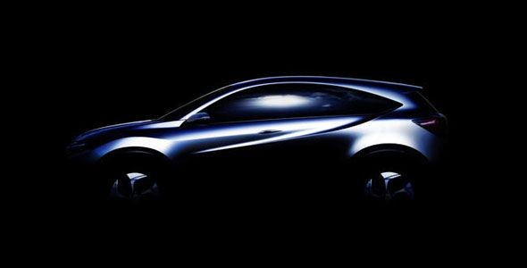 Honda Urban SUV Concept, listo para debutar en Detroit