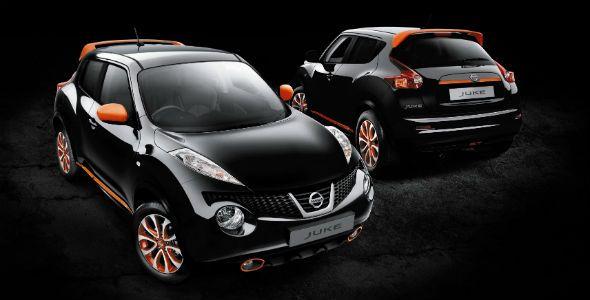 Nissan Juke, personalización total