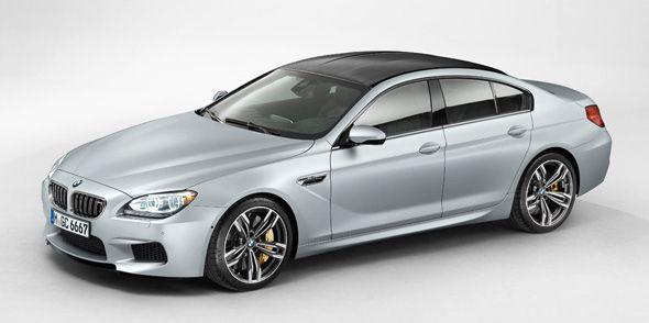 Nuevo BMW M6 Gran Coupé: más fotos