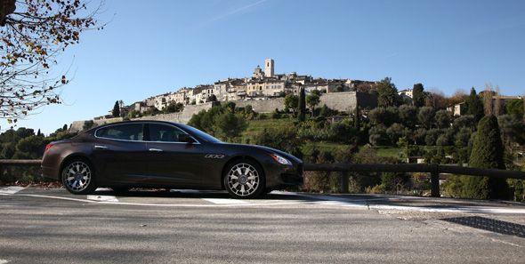 El nuevo Maserati Quattroporte, presentado en Detroit