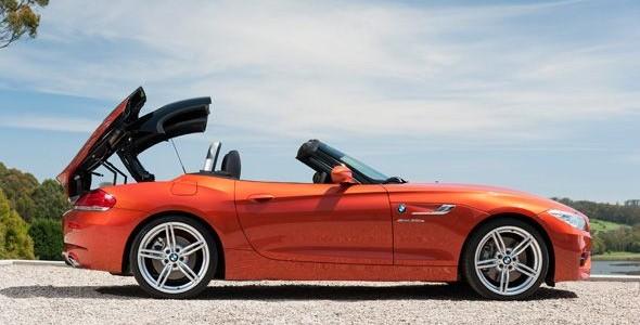 Nuevo BMW Z4 Roadster