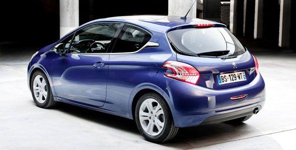 Peugeot 208: Mejor Coche del Año 2013
