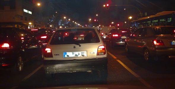 ICV acusa al Gobierno de apagar farolas en carreteras por motivos económicos y alerta de aumento de riesgo