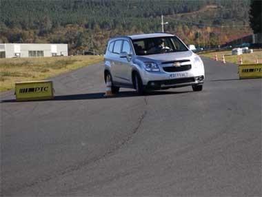 Vídeo prueba del Chevrolet Orlando 2.0 VCDi LTZ