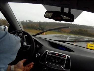 El Hyundai i20, en la pista de pruebas: vídeo