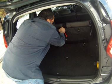 Vídeo: Cómo quitar los asientos del Dacia Lodgy