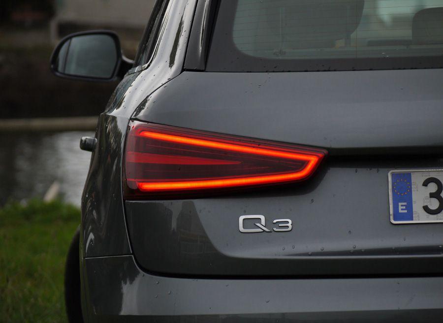 Audi Q3 2.0 TDi 2WD, Vigo, Rubén Fidalgo