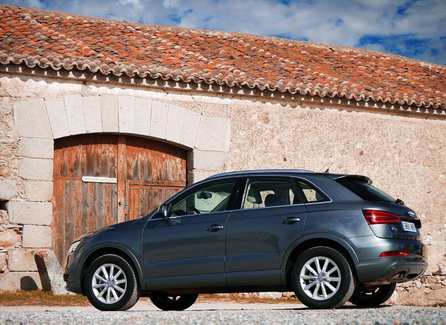 Audi Q3 2.0 TDi 2WD, Cristo del Caloco, Rubén Fidalgo