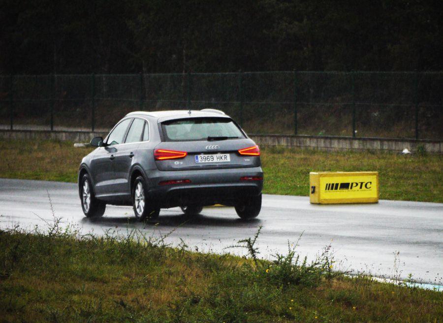Audi Q3 2.0 TDi 2WD, A Magdalena, Rubén Fidalgo