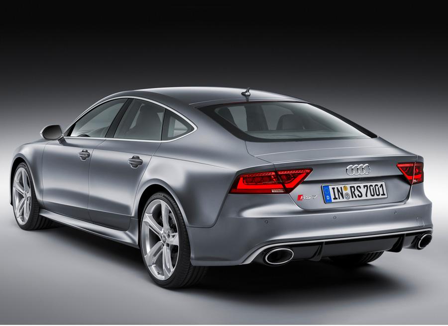 Audi RS7 Sportback, un espectáculo sobre ruedas.