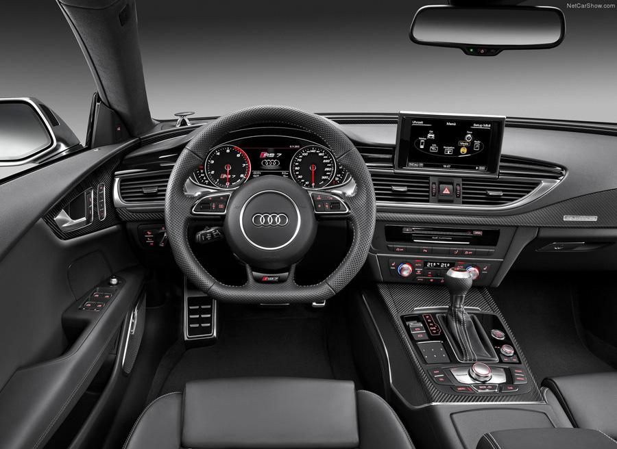 Audi RS7 Sportback Detroit 2013