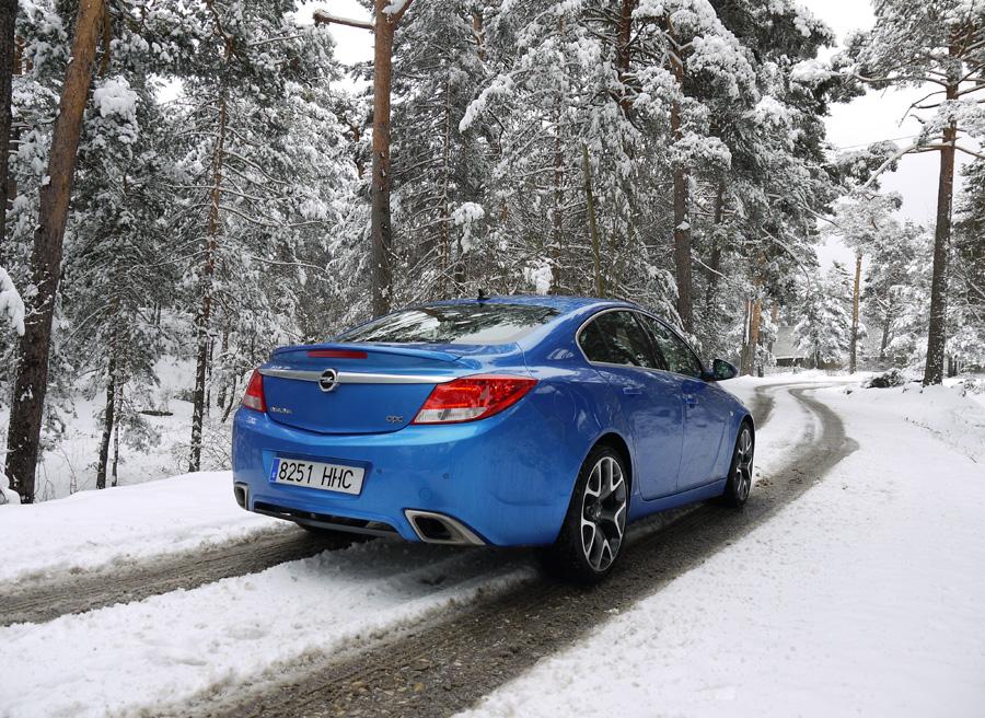 Cómo conducir con nieve, Rubén Fidalgo