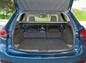 Nuevo Mazda6 wagon, maletero