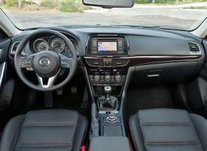 Nuevo Mazda6, interior