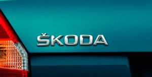 Nueva tipografía Skoda