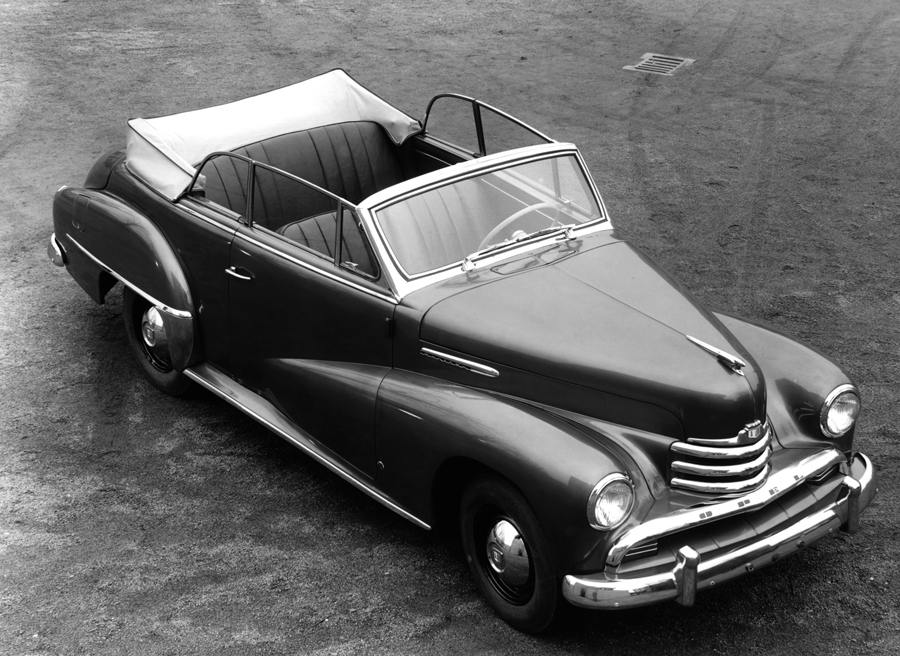 Opel Kapitan Cabrio