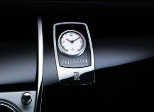 El interior del Rolls-Royce Wraith tendrá lujo y clase por los cuatro costados.