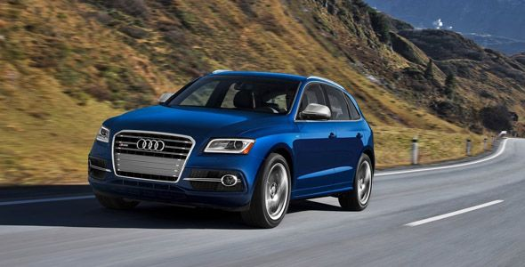 Audi SQ5: 354 caballos galopan hacia Detroit