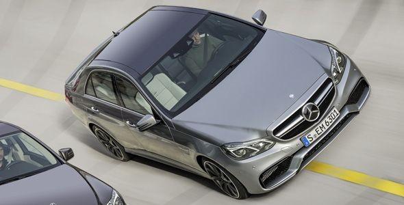 Mercedes Clase E63 AMG y CLS AMG, primeras imágenes