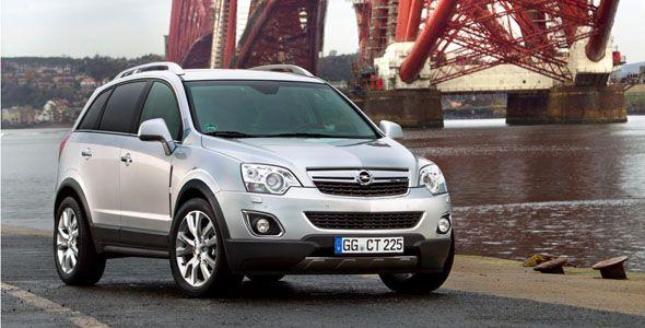 Opel Antara, más equipado y atractivo