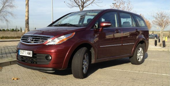 Tata Aria: la alternativa hindú