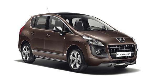 El Peugeot 3008 Napapijri llega a los concesionarios