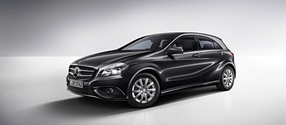 Mercedes Clase A Blue EFFICIENCY: Sólo 3,6 l/100km