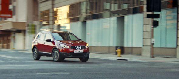 Nissan Qashqai 360: adaptado para la ciudad
